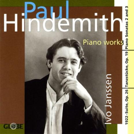 Sonata for Piano No. 2 in G major : II. Lebhaft