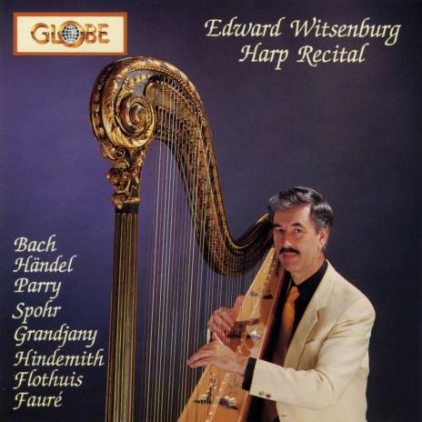 Pour le tombeau d'Orphée Elegiac Dance for Harp, Op. 37