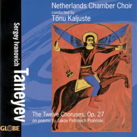 12 Choruses, Op. 27: VIII. Prometheus