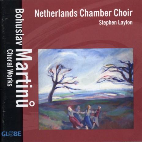 Ctyri Pisne O Marii: II. Sen ft. Stephen Layton
