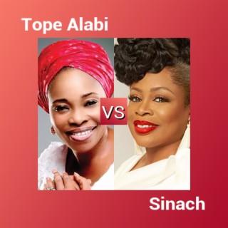 Tope Alabi VS Sinach - Boomplay