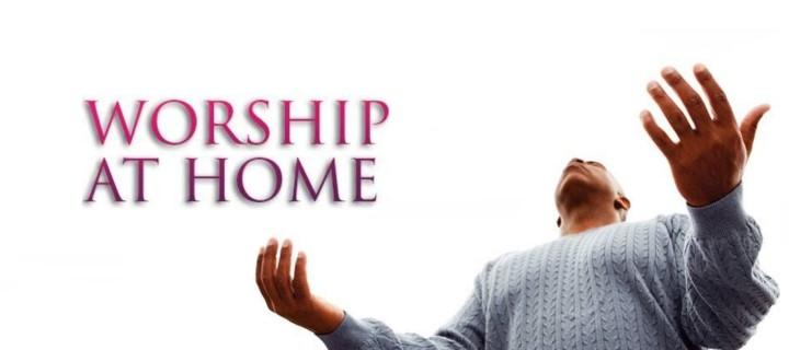 Worship At Home - Boomplay