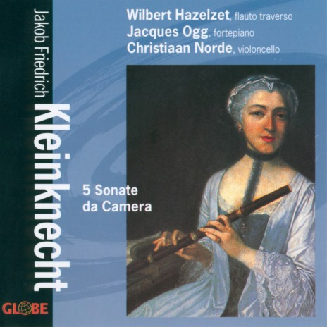 Sonata in A Minor: III. Vivace ft. Jacques Ogg & Christiaan Norde