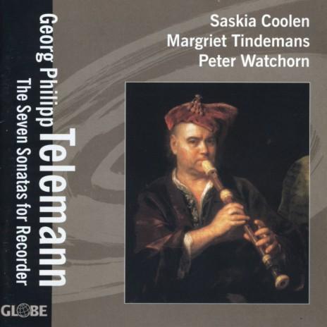 Recorder Sonata in C Major, TWV 41,C2: II. Allegro ft. Margriet Tindemans & Peter Watchorn