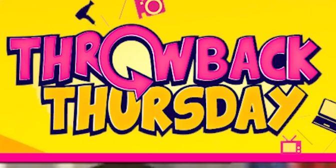 Throwback Thursday - Nollywood movie