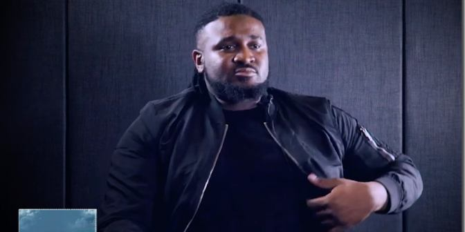 Watch the moment @ceezamilli revealed the title of his EP, 'Diamond in the Rough