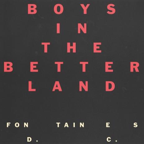 Boys In the Better Land (Radio Edit)