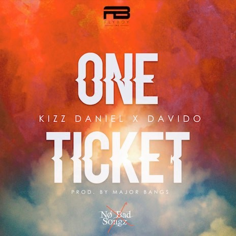 One Ticket ft. Davido-Boomplay Music