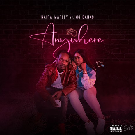 Anywhere ft. Ms Banks