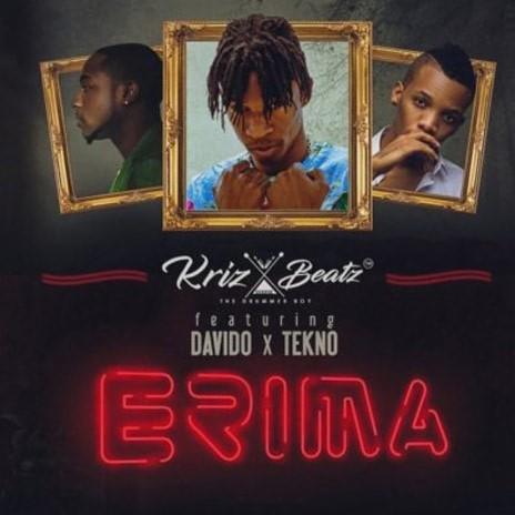 Erima ft. Davido & Tekno-Boomplay Music