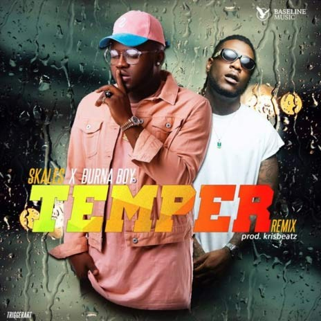 Temper (Remix) ft. Burna Boy-Boomplay Music