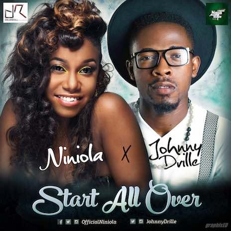 Start All Over ft. Johnny Drille