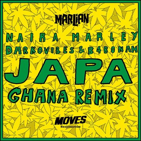 JAPA (Ghana Remix) ft. B4bonah & DarkoVibes