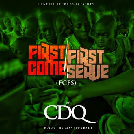 First Come First Serve (FCFS)