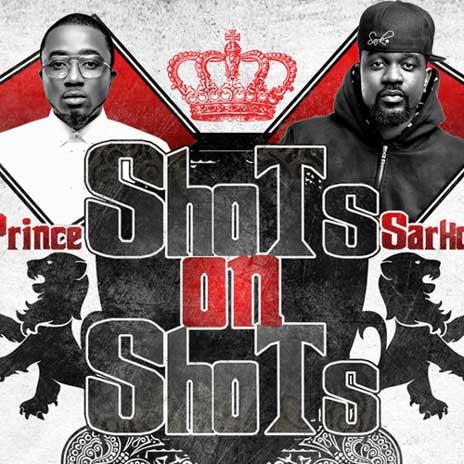 Shots On Shots ft. Sarkodie