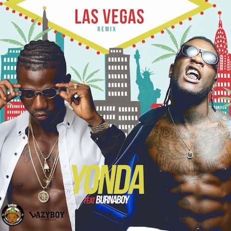 Las Vegas (Remix) ft. Burna Boy-Boomplay Music