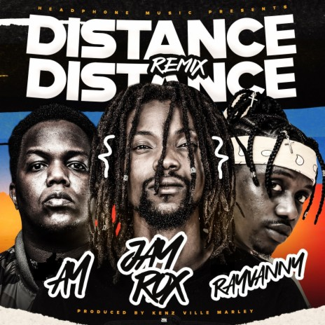 Distance (Remix) ft. A.Y & Rayvanny