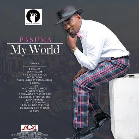 Our Lagos ft. Patoranking