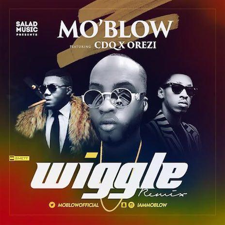 Wiggle (Remix) ft. Orezi & CDQ